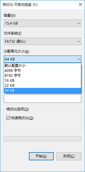 Unit Size